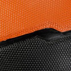 Basketbal B300 maat 7 oranje/zwart - 126311