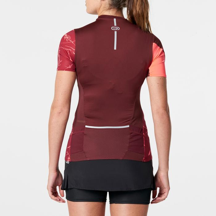 Tee shirt manches courtes perf trail running femme - 1263115