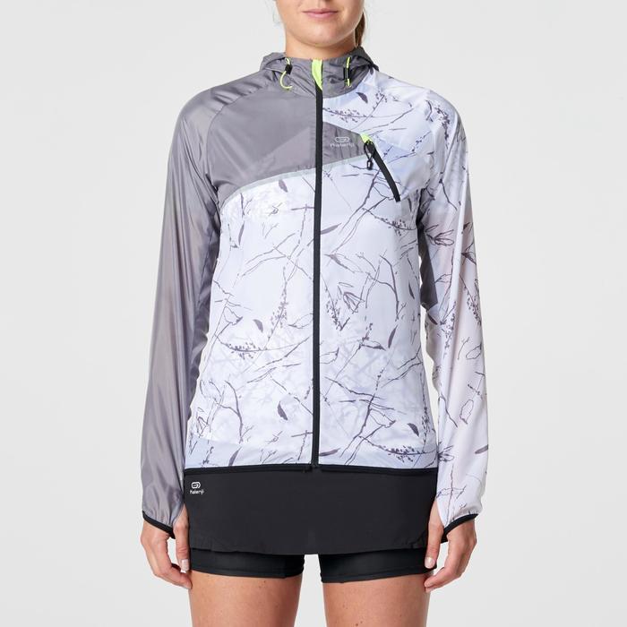 Veste coupe-vent trail running femme - 1263119
