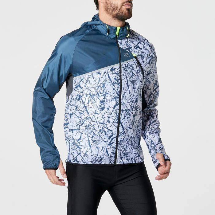 Veste coupe-vent trail running graph homme - 1263125