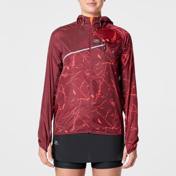 Veste coupe-vent trail running femme - 1263128