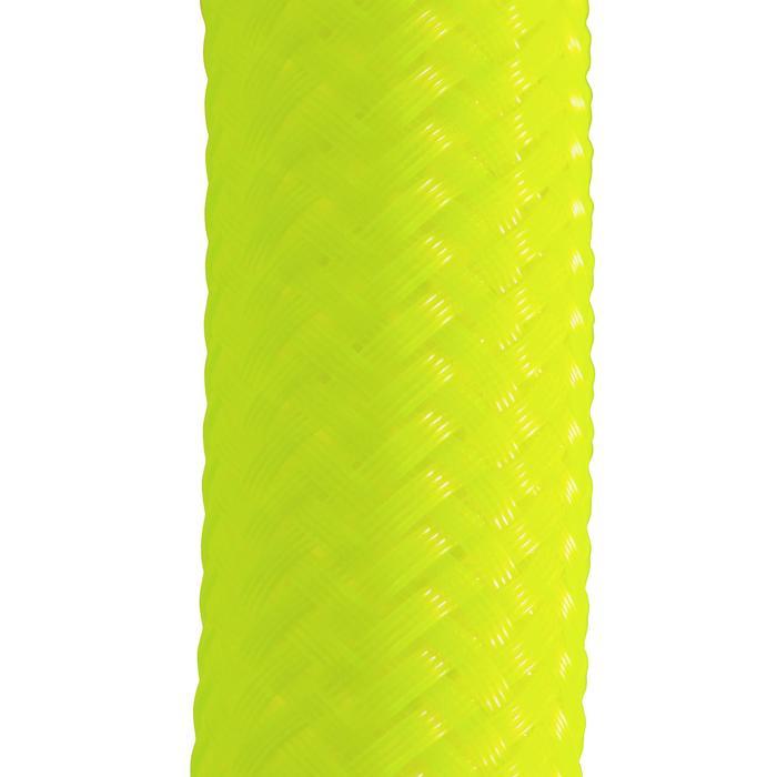 Atemreglerschlauch Oktopus Hyperflex SCD geflochten Gerätetauchen neongelb