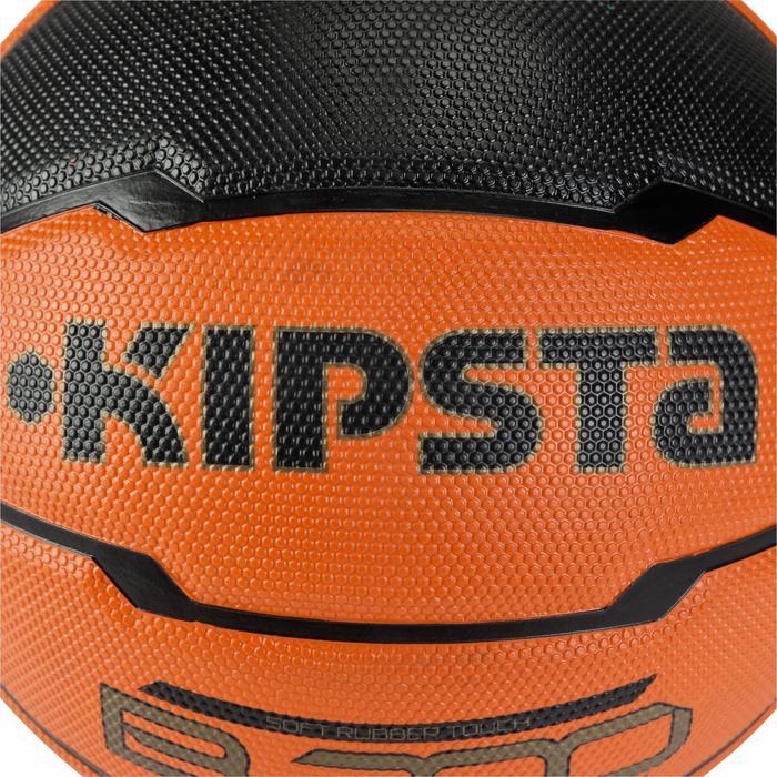 Ballon de basket homme B300 taille 7 orange. Pour débuter. A partir de 12 ans. - 126316
