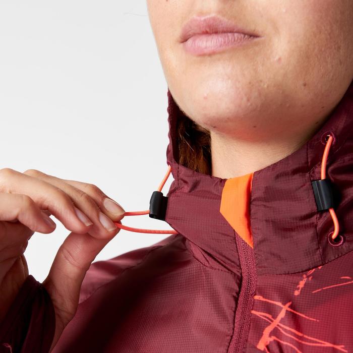 Veste coupe-vent trail running femme - 1263279
