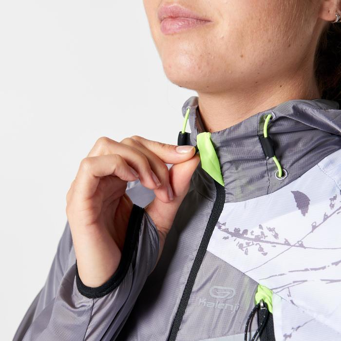 Veste coupe-vent trail running femme - 1263297