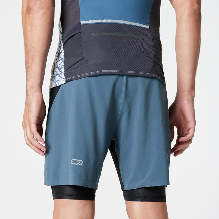 Baggy cuissard compression trail running homme - 1263405