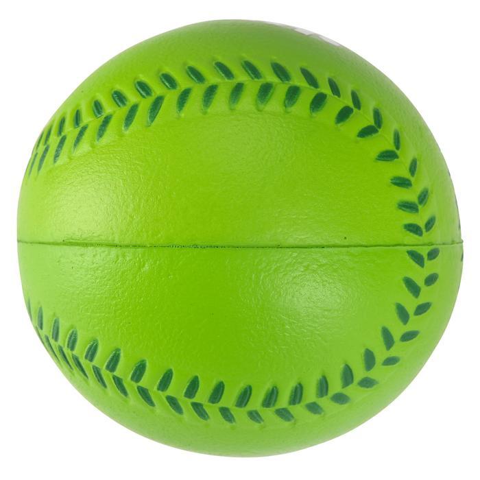 Honkbal foam Big Hit groen - 126347
