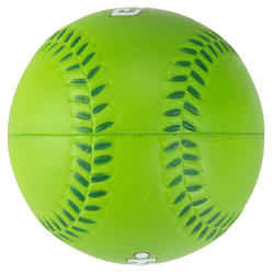 Honkbal foam Big Hit groen - 126349