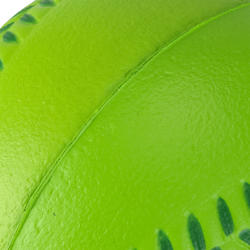 Honkbal foam Big Hit groen - 126354