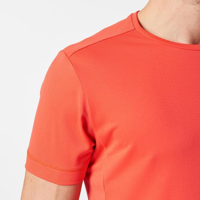 T-shirt Run Dry heren rood