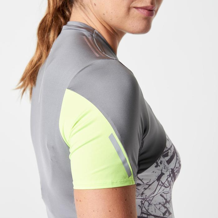 Tee shirt manches courtes perf trail running femme - 1263582