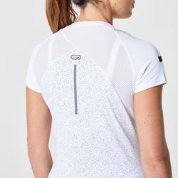 Run Dry+ Women's Running T-shirt - White