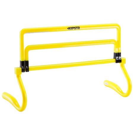 Ātruma barjeras, 3augstumi— dzeltenas