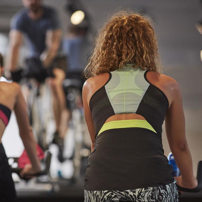 Débardeur fitness cardio femme 900 Domyos - 1263945