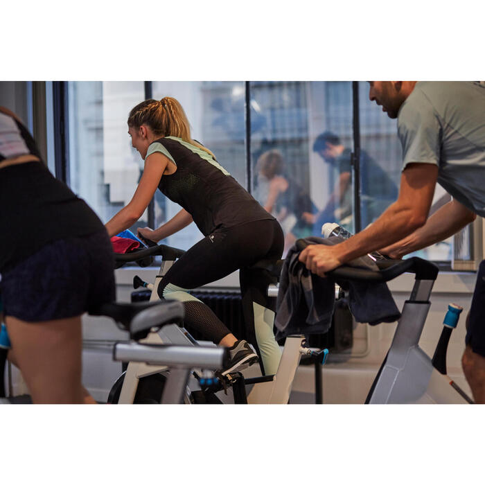 T-shirt fitness cardio-training femme 900 - 1263951