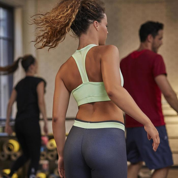 Brassière fitness cardio-training femme 100 - 1263953