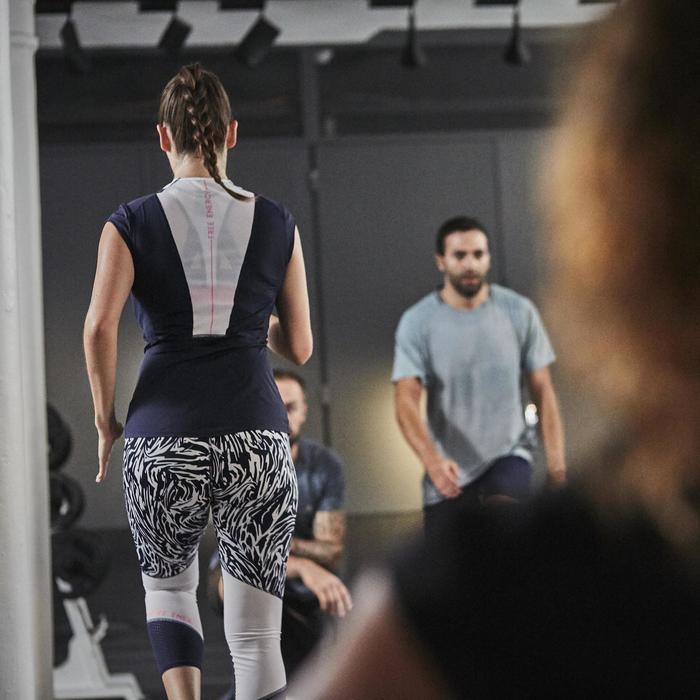 T-shirt fitness cardio-training femme 900 - 1263957