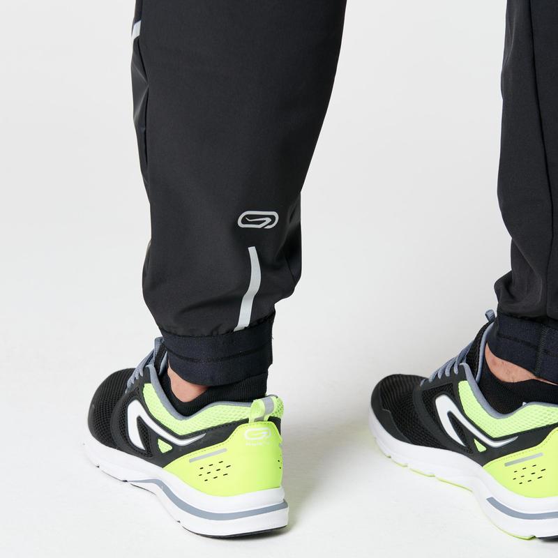 Run Dry Men's Running Trousers - Black