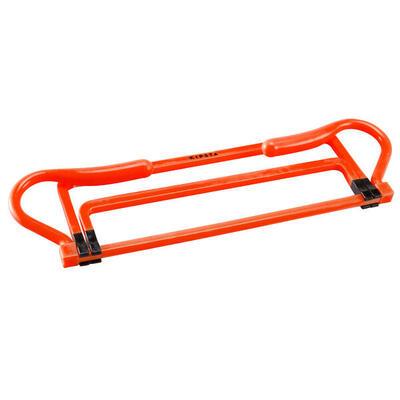 Valla de velocidad 3 alturas amarillo