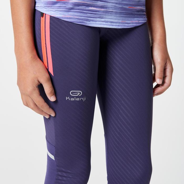 Corsario Atletismo júnior KIPRUN violeta rosa fluorescente