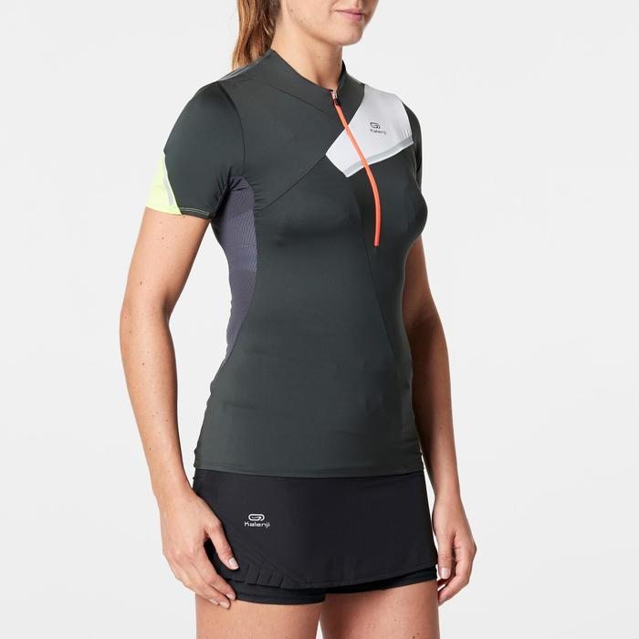 Tee shirt manches courtes perf trail running femme - 1264171