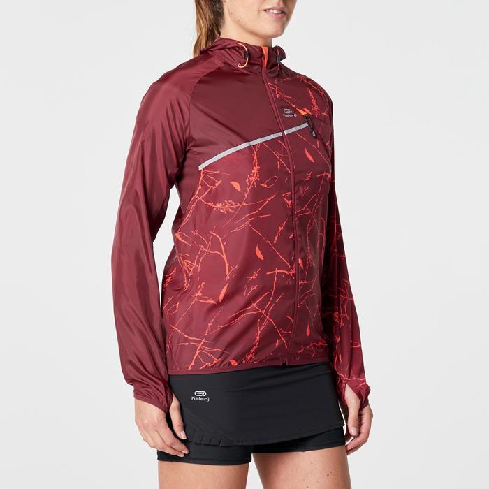 Veste coupe-vent trail running femme - 1264196