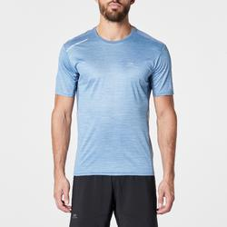 RUN DRY+ MEN'S RUNNING T-SHIRT - SKY BLUE