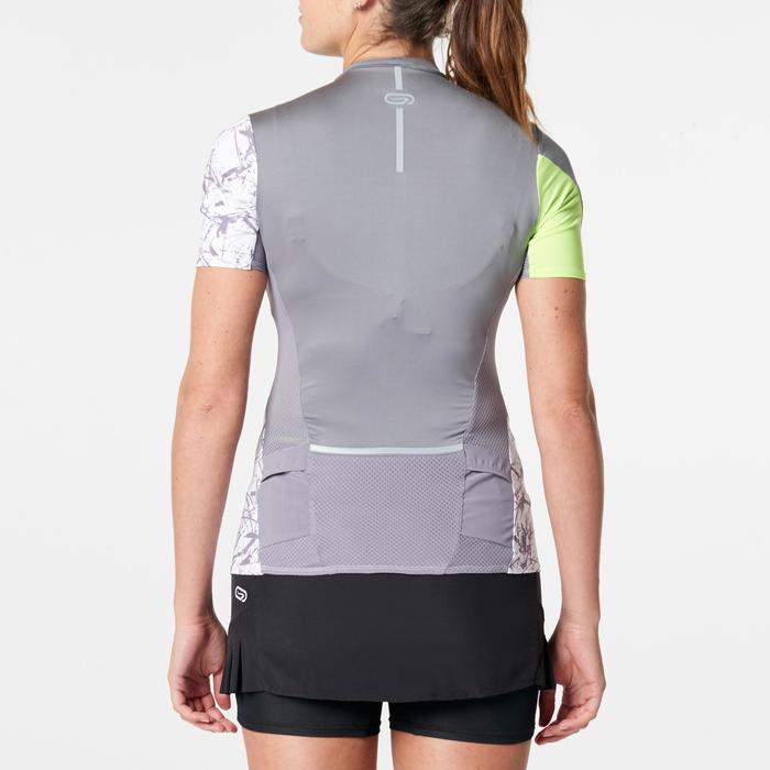 Tee shirt manches courtes perf trail running femme - 1264214