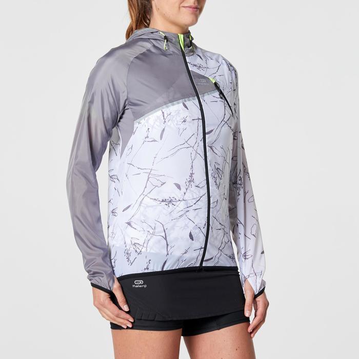 Veste coupe-vent trail running femme - 1264224