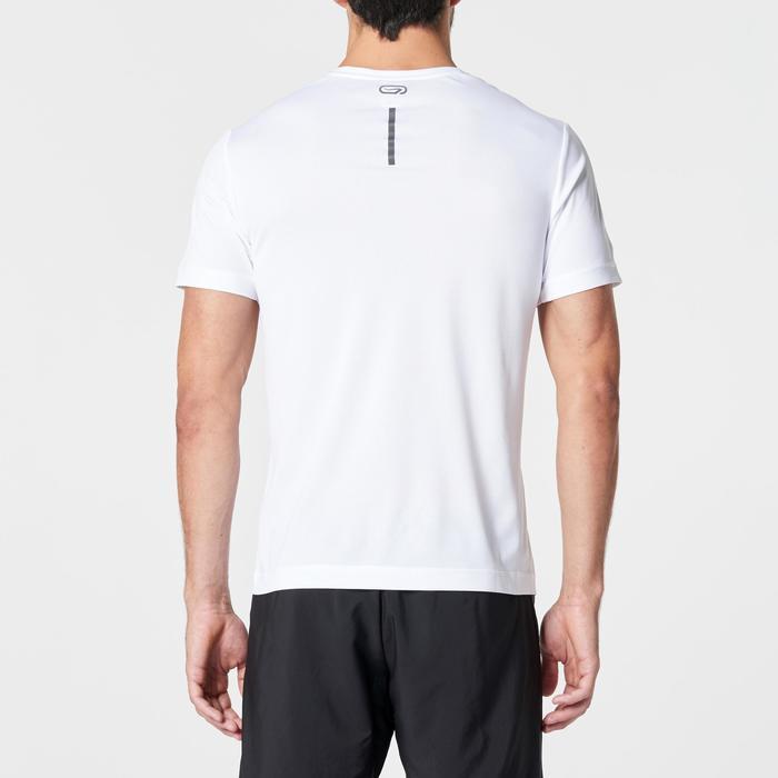 Hardloopshirt voor heren Run Dry wit