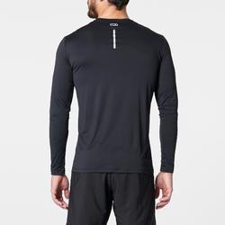 Sun Protect Men's Running T-Shirt - Black