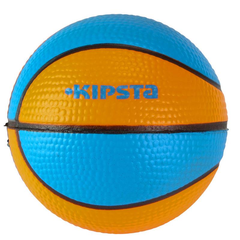 Mini Foam Basketball. Perfect for playing on mini hoops.