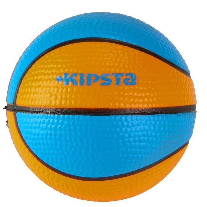 Mini ballon de basketball Mousse. Parfait pour jouer sur les mini paniers. - 126434