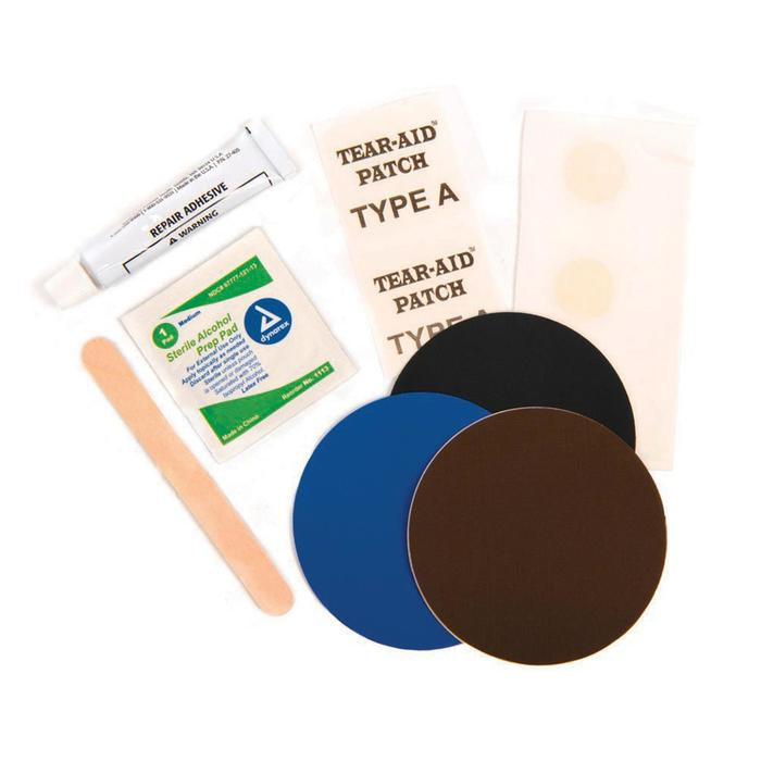 Kit de réparation universel de matelas air et auto-gonflant de Trek, Thermarest - 1264371