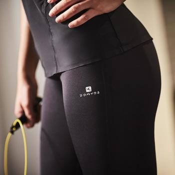 Legging 7/8 fitness cardio-training femme 900 - 1264377