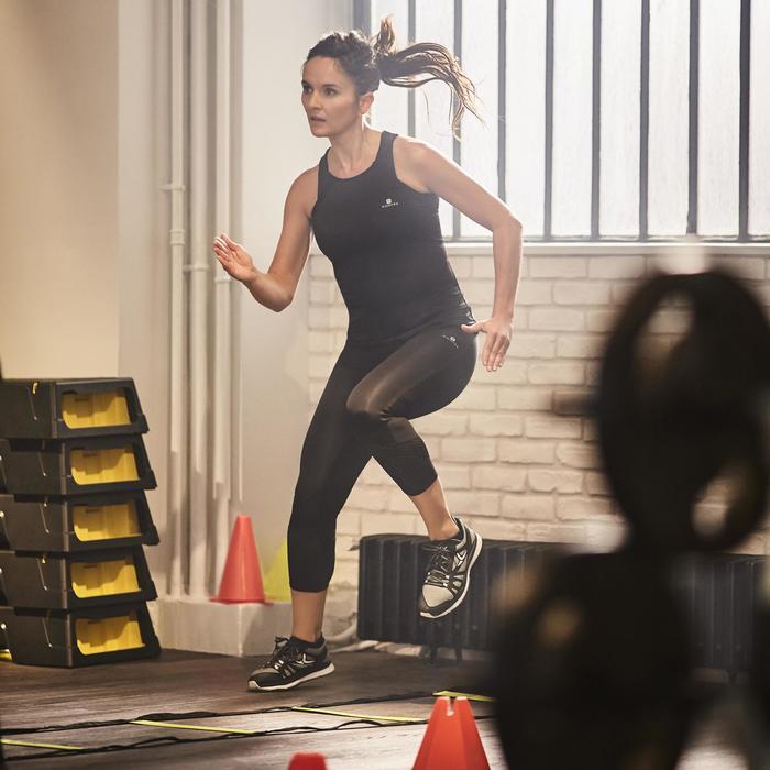 Legging 7/8 fitness cardio-training femme 900 - 1264406