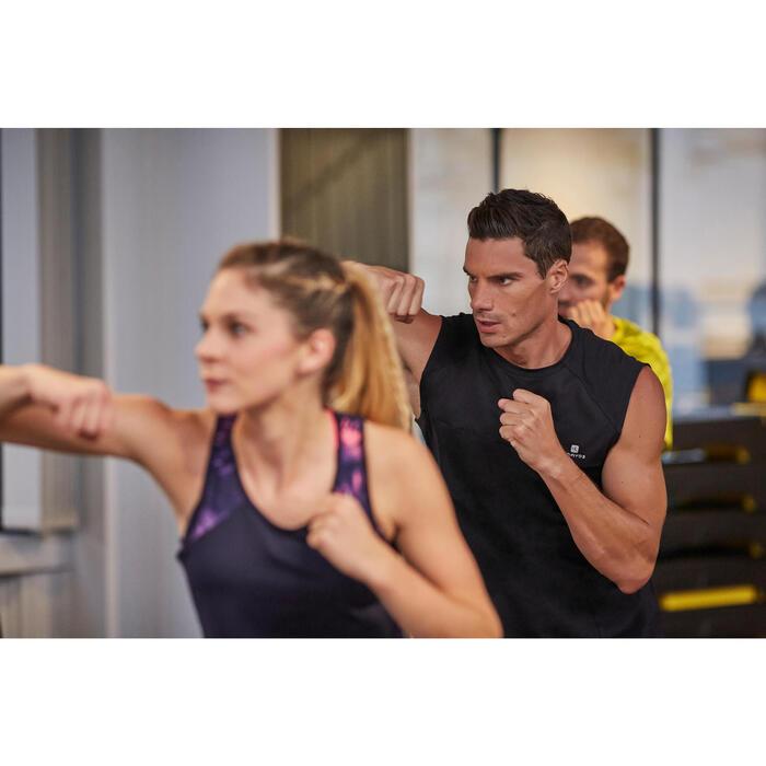 Débardeur fitness cardio femme 500 Domyos - 1264410