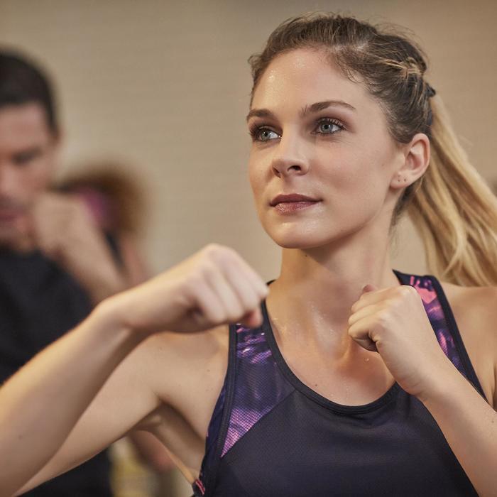 Débardeur fitness cardio femme 500 Domyos - 1264420