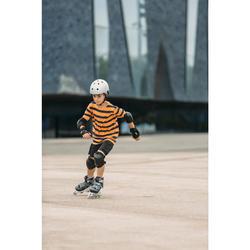 Roller fitness enfant FIT3 JR gris