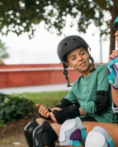 Les bienfaits du roller pour les plus jeunes