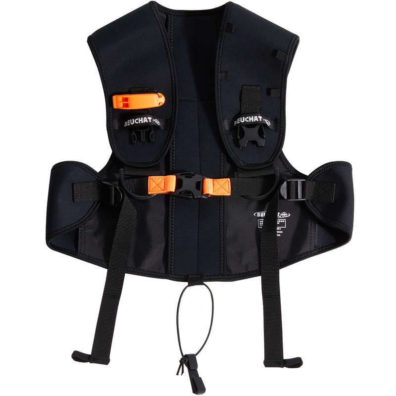 SPEARFISHER ACCESSORIES Scuba Diving - Beuchat Quick-Release Vest BEUCHAT - Scuba Diving