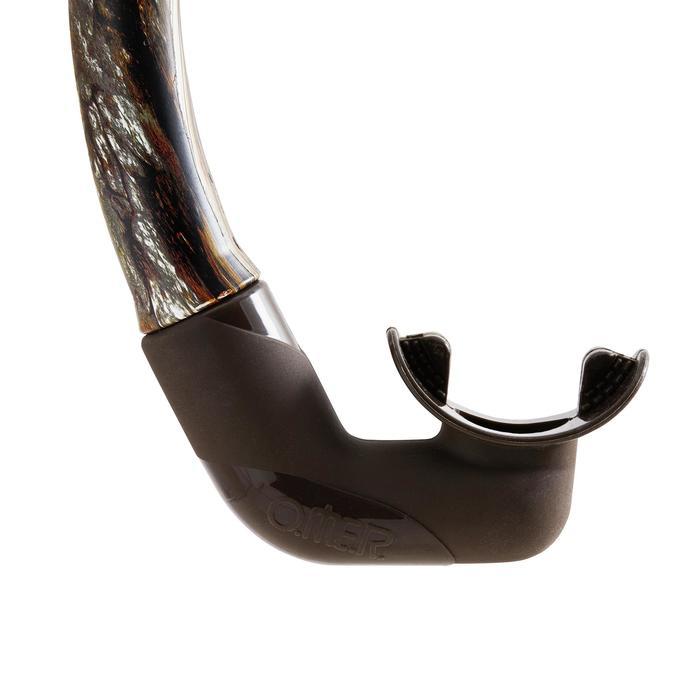 Tuba de chasse et d'apnée Zoom Camu 3D