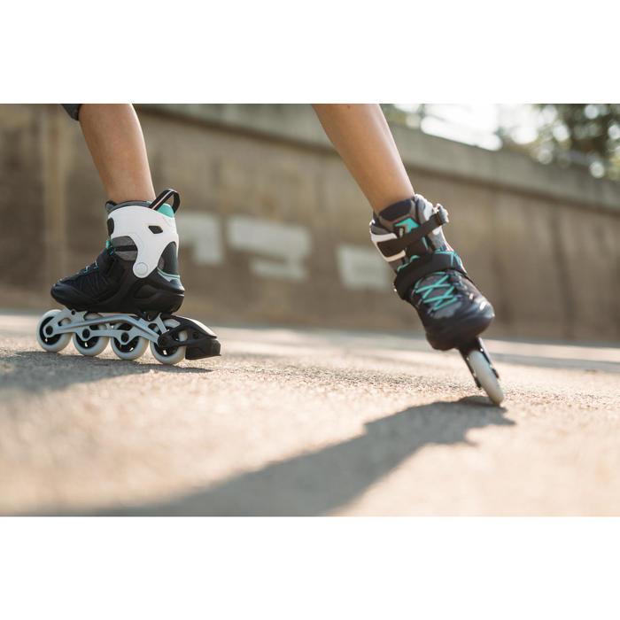 Roller fitness femme FIT500 Peppermint - 1264484