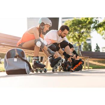 Roller fitness femme FIT500 Peppermint - 1264507