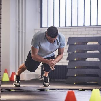 Short fitness cardio-training hombre FST900 negro