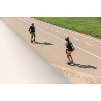 Fitnessskates voor dames Fit 500 Urban paars
