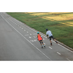 Fitnessskates voor dames Fit 500 pepermunt