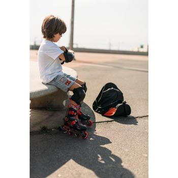 Skeelers voor kinderen Play 5 rood zwart