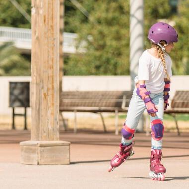 Roller學堂 :教練話你知!3個爸媽要知道的安全滾軸溜冰貼士