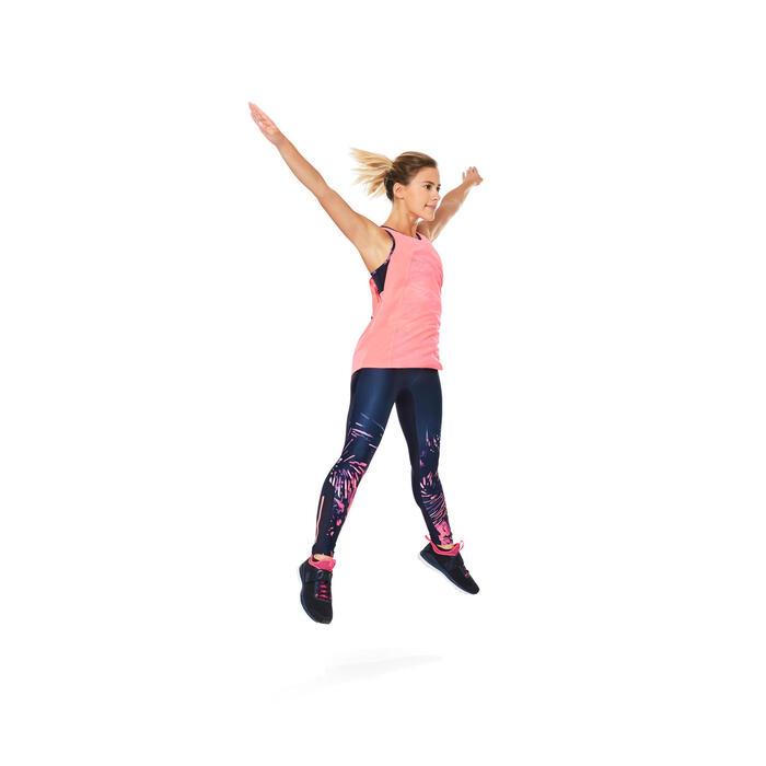 Débardeur brassière intégrée fitness cardio femme 500 Domyos - 1264602